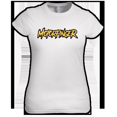 Motorfinger Yellow Logo