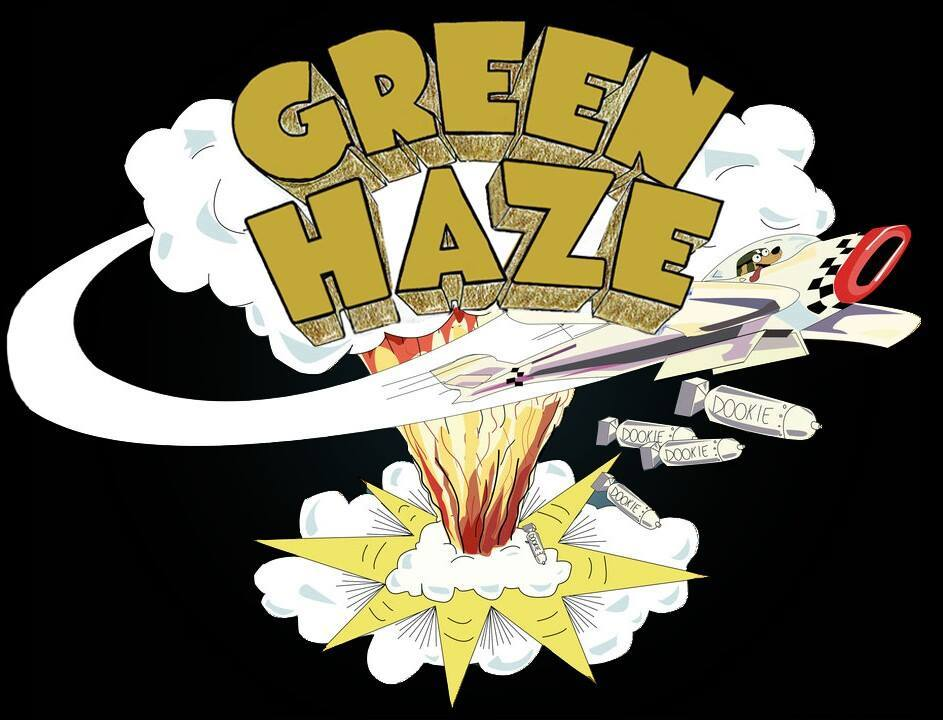 GREEN HAZE OFFICIAL MERCHANDISE!