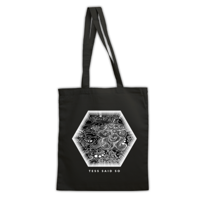 Tess Said So Tote Bag