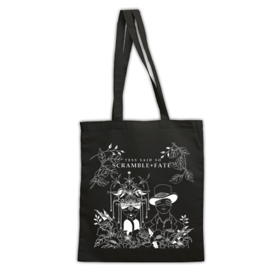 Scramble+Fate Tote Bag