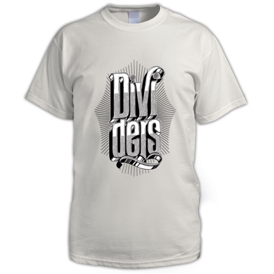Dividers tee WHITE