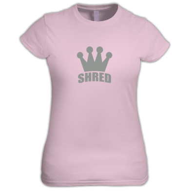 Shred Crown Logo