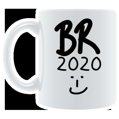 #BR2020 - Mug