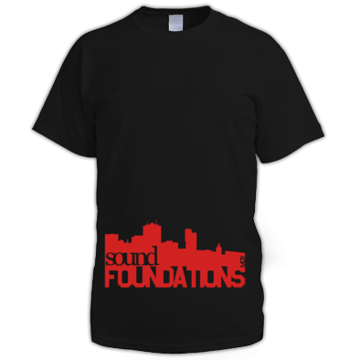 Sound Foundations Skyline shirt