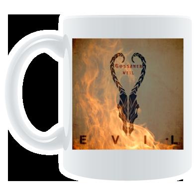 EVIL Artwork Mug