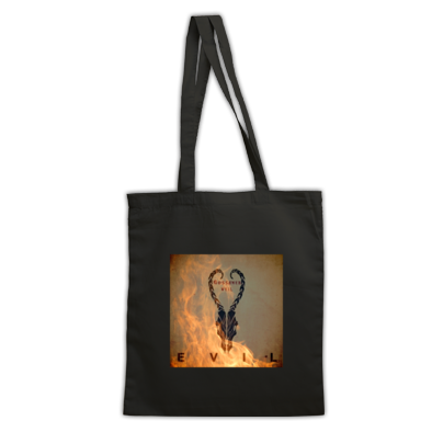 EVIL Artwork Tote Bag