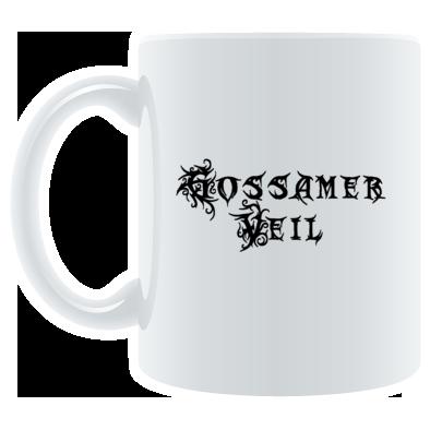 Gossamer Veil Band Logo Mug