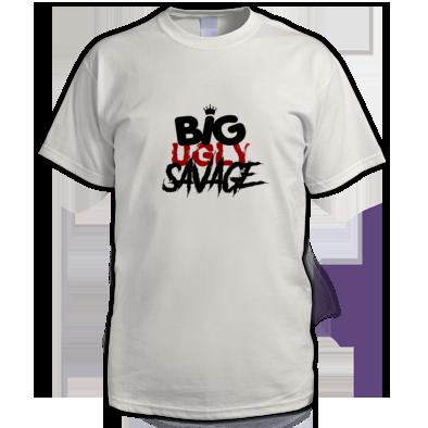 Big Ugly Savage (EP Design)