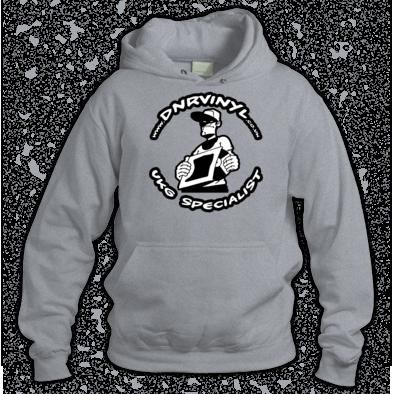 DNR Logo - Black & White