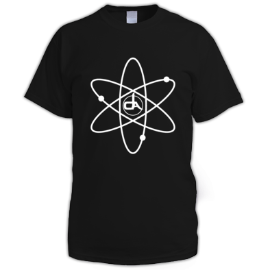 DARK ARTS ATOM MALE T-SHIRT