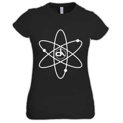 DARK ARTS ATOM FEMALE T-SHIRT