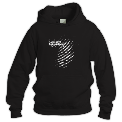 DARK ARTS PARANORMAL THUMBPRINT HOODIE