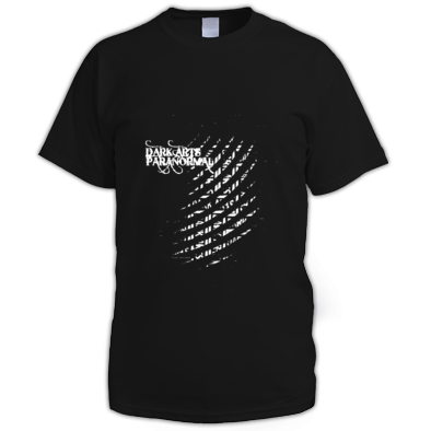 DARK ARTS PARANORMAL THUMBPRINT MALE T-SHIRT