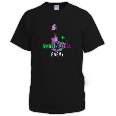 Enemy T-shirt (mens)