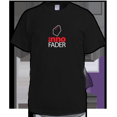 innoFADER Logo Mens t-shirt