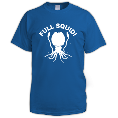 FULL SQUID! ROUNDED