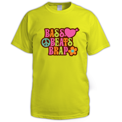 Bass Beats Brap Mens