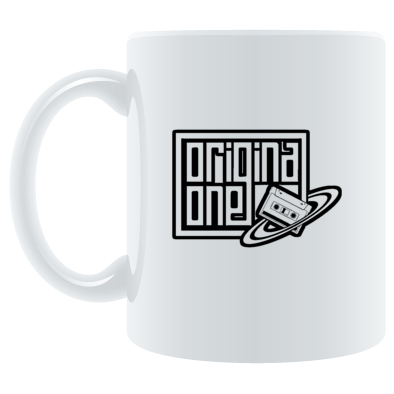 Original One Mug (Transparent Logo)