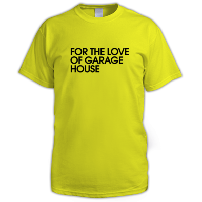 For The Love Of Garage House