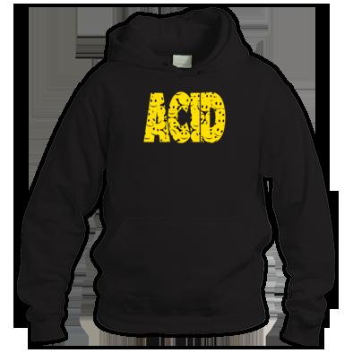 Acid House Smiles EDM House Music Festival design