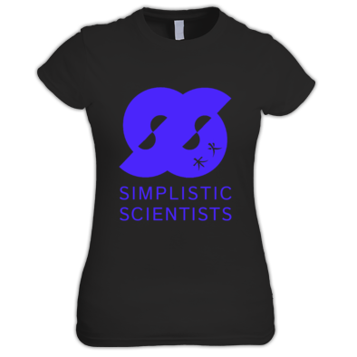 Simplistic Scientists 木火 Logo