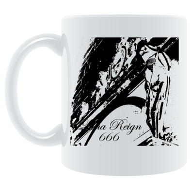 LUNA REIGN - 666 - Blood Drinking Mug