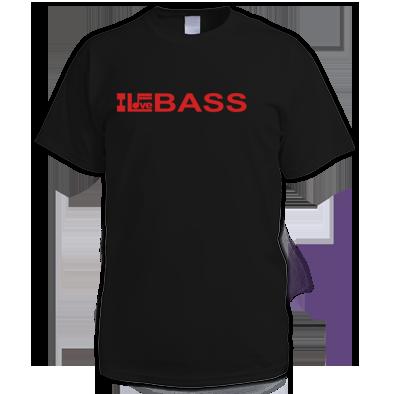 Bass (old skool sideways)