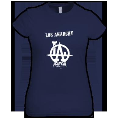 L.A.R. LOGO (W)