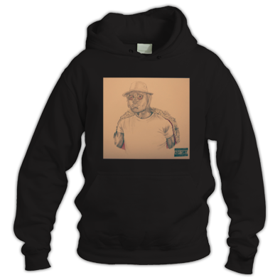 PRESSED COVER HOODY