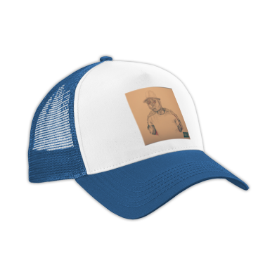 PRESSED COVER HAT