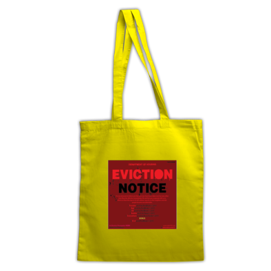 EVICTION NOTICE TOTE