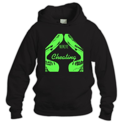 CHEATING SKETCH HOODY