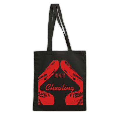 CHEATING SKETCH TOTE