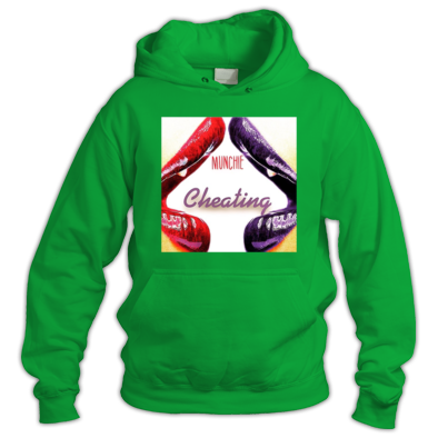 CHEATING COVER HOODY