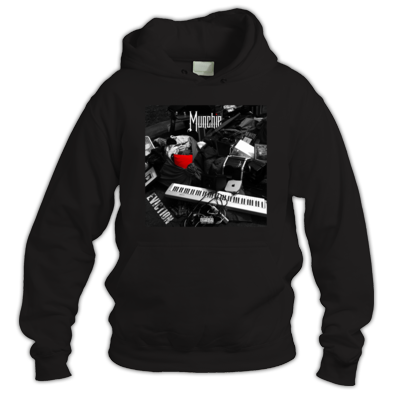 EVICTION COVER HOODY