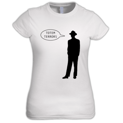"Hatman T-Shirt ""Ladies Fit"""