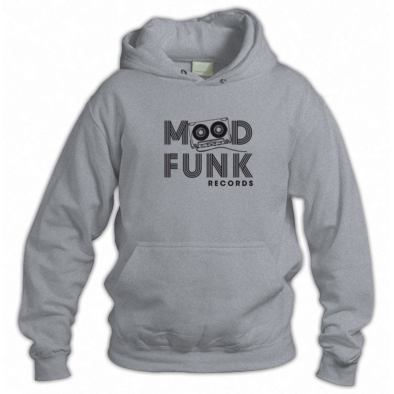Mood Funk - Black Logo Square