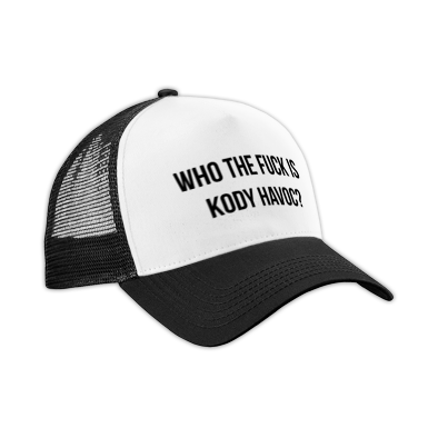 Who The Fuck Trucker Hat