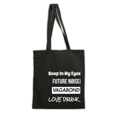 Discography Tote Bag