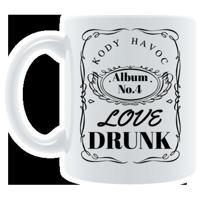 Beer Label Mug
