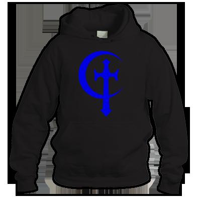 Cross & Moon hoodie