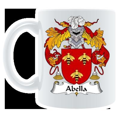 Sabella Abella Escudo de familia Heraldica