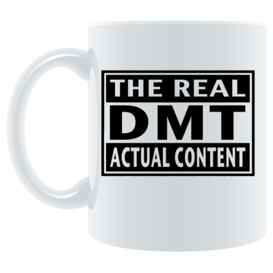 The Real DMT Logo