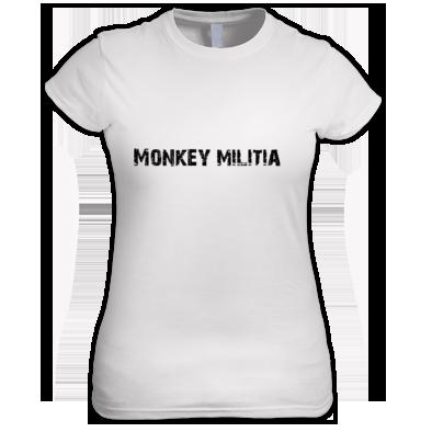 Monkey Militia Plain