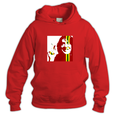 MR NICE TRIBUTE HOODIE ROUND NOT SQUARE