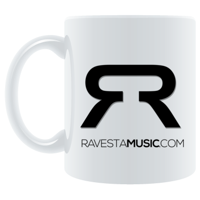 Ravesta Music Website Mug