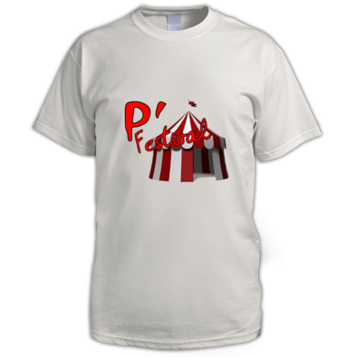 P Fest Tent t shirt