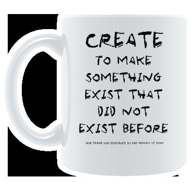 Create Text Mug