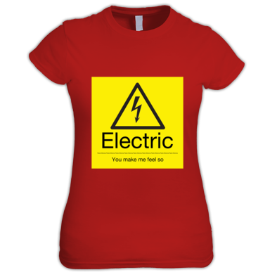 Electric t shirt
