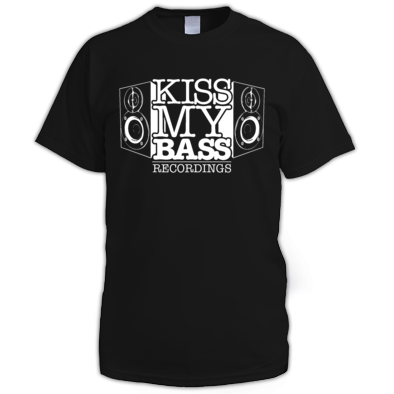 Mens Kiss My Bass Tee
